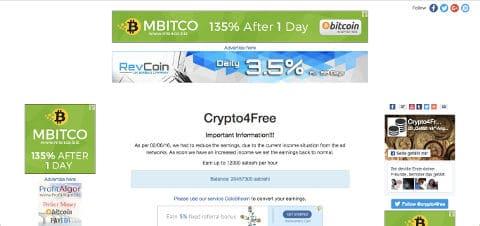 Strony z darmowymi bitcoinami lista kranów
