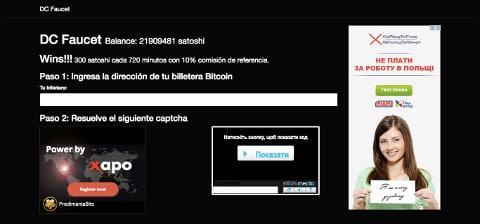 Bezpłatne bitcoiny - gdzie dostać?