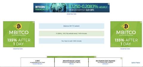 Dobrze płacące krany bitcoin