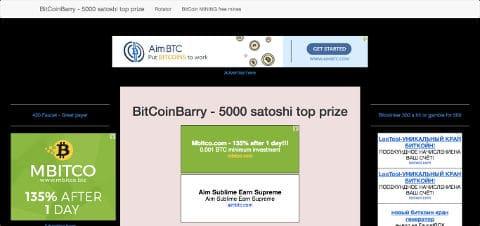 Lista najlepiej płacących kranów bitcoin
